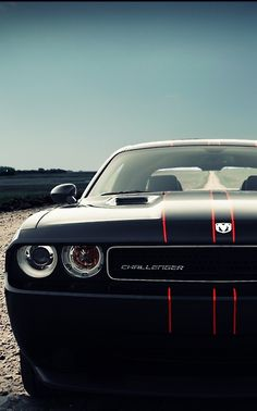 Dodge Challenger #CarFlash