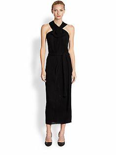 Bottega Veneta Jersey Twist Dress