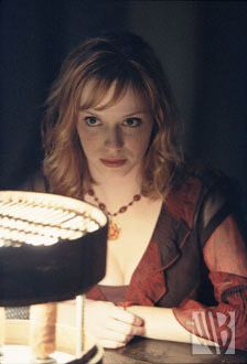 Christina Hendricks as Saffron