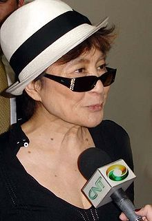 Yoko Ono is arguably one of the most well-known widows in the world. The widow of Beatles guitarist John Lennon, Ono has worked tirelessly as a musician, painter, sculptor, performer and poet.  She advocates a world of harmony and peace.  At 79, she's still on the cutting edge.
