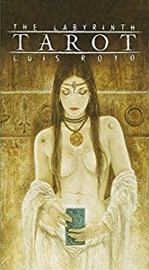 Fournier The Labyrinth Tarot Deck By Luis Royo
