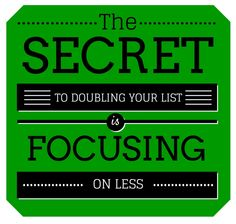 How to Practically Guarantee Your Email List Will Double in the Next 90 Days