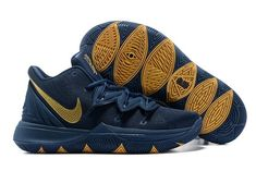 eb3cbd697f Nike Kyrie 5 Philippines Navy Blue Metallic Gold Shoes Price-5 Kyrie 5
