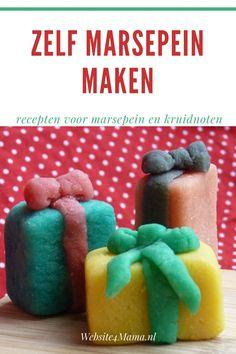 samen met je kind marsepein maken is heel leuk en helemaal niet moeilijk. In dit blog 2 heeriljke Sinterklaas recepten voor marsepein en eentje voor kruidnoten.