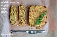 Apetyt na Zielone - zdrowo jem i gotuję: Pasztet z ciecierzycy. Wegański. Szybki. Pyszny.