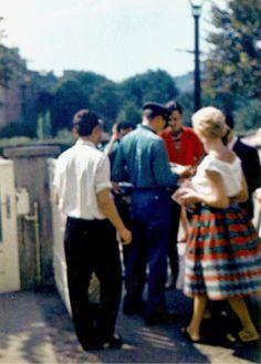 Elvis in Bad Nauheim, Goethestraße 14, August 19, 1959