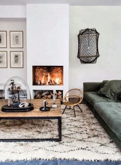 Designsetter.de Blog - The wealth of tradition & ethnic heritage behind Beni Ouarain carpets