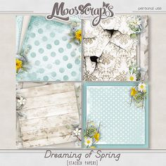 Collections :: D :: Dreaming of Spring by Moosscrap's Designs :: Dreaming of Spring - stacked papers  NEW  NEW  NEW 30 - 40% off  https://www.digitalscrapbookingstudio.com/moosscraps-designs/  http://www.oscraps.com/shop/MoosScraps/  http://digital-crea.fr/shop/index.php?main_page=index&cPath=155_333