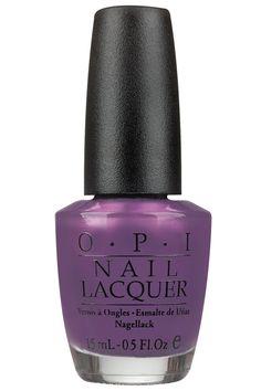 'Purple With A Purpose' Nail Lacquer - O·P·I - Smith & Caughey's
