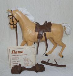 Jane west Horse