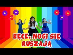 Śpiewające Brzdące - Ręce, nogi się ruszają 😎🤩🤪 - YouTube Youtube, Activities, Education, Film, Music, Movie Posters, Speech Language Therapy, Deco, Movie