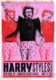 Harry Styles Fotos, Harry Styles Mode, Harry Edward Styles, Tour Posters, Band Posters, Music Posters, Bedroom Wall Collage, Photo Wall Collage, Wall Art