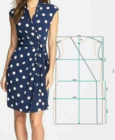 Sewing Pants, Sewing Clothes, Diy Clothes, Sewing Patterns Free, Clothing Patterns, Cute Dresses, Dresses For Work, Make Your Own Clothes, Wool Dress