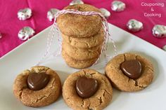 Couponing & Cooking: Brown Butter Snickerdoodles {With A Valentines Twist!}