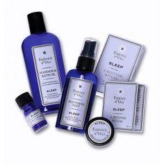 Essence of Vali Sleep Deluxe Gift Set | Lavender Gift Set For Sleep & Relaxation