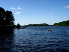 Big Sandy Lake, McGregor, MN  Used to be my favorite.  Now it is gone for me.
