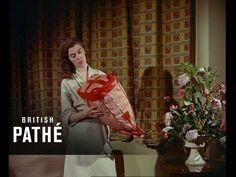 1950s Leather Fashions - Colourful Purses, Handbags and Luggage