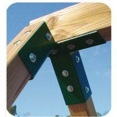 The leading source for swing set parts and accessories. Find quality swing seats, playground slides, swing set hardware and swing sets at affordable prices! Cheap Pergola, Diy Pergola, Pergola Kits, Pergola Ideas, Pergola Roof, Gazebo, Swing Set Parts, A Frame Swing Set, Swing Sets