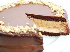 Торт «Сникерс» — vkusno.co