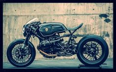 dgbcustoms:  BMW R9 T Cafe Racer by Rough Crafts