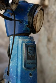 #color #blue #travel #scooter #rustic
