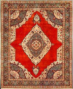 Persian Tabriz Oriental Rug   #Persianrug #PersianCarpet #persianrugsinfo…