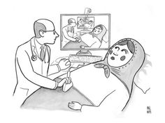 Funny pictures about Pregnant Matryoshka Doll is Confusing. Oh, and cool pics about Pregnant Matryoshka Doll is Confusing. Also, Pregnant Matryoshka Doll is Confusing photos. Memes Humor, Funny Memes, New Yorker Cartoons, Medical Humor, Radiology Humor, Matryoshka Doll, Humor Grafico, The New Yorker, Funny Comics
