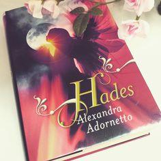 #currentlyreading #hades #band2 #alexandraadornetto #rowohlt #romancefantasy #engel