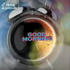 Good Morning Coffee Gif, Good Morning Funny, Morning Gif, Good Morning Greetings, Good Night Wishes, Good Afternoon, Stay Safe, Notes, Christmas