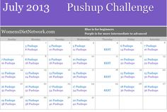 Pushup Challenge - work your chest & perk up your boobs, while strengthening your whole body