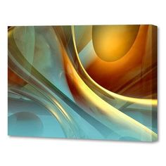 Menaul Fine Art 'Dawn' by Scott J. Menaul Graphic Art on Wrapped Canvas Size: