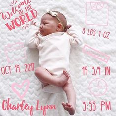 This birth announcement is precious! Thank you for sharing your new arriv… Eeeks! This birth announcement is precious! Thank you for sharing your new arrival … – Baby pictures – Monthly Baby Photos, Baby Girl Photos, Baby Pictures, Best Baby Apps, Baby Boys, Baby Photo App, Pregnancy Development, Baby First Week, Birth Announcement Photos