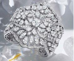 Graff bangle #diamond