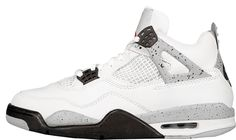 Next Year's Nike Air 'Cement' Air Jordan 4 On-Foot