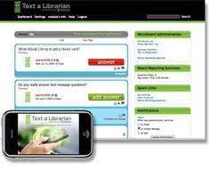 National Library Week: How Libraries Remain Relevant - Text a Librarian - #7!