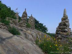 등산 : 삼성산 돌탑정원
