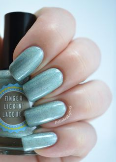 Finger Lickin' Lacquer- Moose Review #naillacquer #nailpolish #indie #indienailpolish #indiepolishlove #indiepolish #indielacquer #nailgasm #ignails #cutenails #buyindie #nailswag #naillove #prettynails #nailblogger #nailblog #bblog #beautyblog #bblogger #nailporn #polishedlifting #polishloversofreddit #supernatural #fingerlickinlacquer
