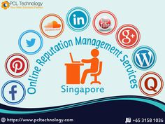 Your online reputation matters the most. Choose PCL Technology - the result driven Online Reputation Management Company that offers guaranteed results in Singapore. Call Us: +65 3158 1036 #OnlineReputationManagementServicesSingapore