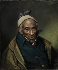 Portrait of Yarrow Mamout. The 1819 painting by Charles Willson is one of the earliest known works of art to depict an African American who had been freed from slavery and is the earliest known painting of a Muslim in America.