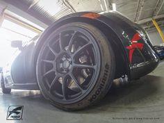 "Volk Racing ZE40 X Brembo BBK X Hankook USA RS3 X Öhlins Racing AB DFV   Fiebruz Motorsports N/A ""Naked"" FRS Build   #fiebruzgopro #fiebruzlive #shop #frs #scion #puertorico"