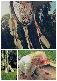 diy indian birthday party from http://dollybutton.blogspot.fi/