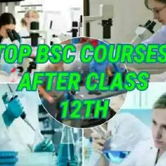 Top bsc. course after class 12th  https://www.educationaltechs.com/2018/01/complete-details-about-job-oriented-bsc.html