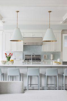 #white #kitchen , #magnifique !
