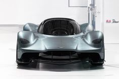 Aston Martin RB 001 official - front
