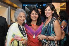 Ms. Maheka Mirpuri & Mrs Purnima Sheth at Rose - The Watch Bar