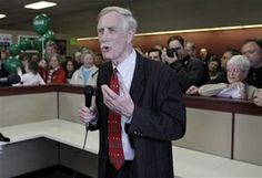 Angus King's opponents blast him for D.C. fundraiser | The Morning Sentinel, Waterville, ME
