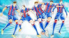 Resultado de imagen para barcelona super campeones