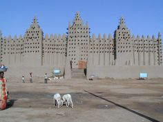 The Great Mosque in Djenné, Mali is not only the world's largest mud brick building but also a model of ecofriendly and sustainable architecture. Though the current mosque was ordered to be built by the French colonial administration in 1906, its style follows African ones of the region. In fact, the mosque is considered by many to be one of the finest examples of the architectural style found in the very dry Sahel and Sudanian regions south of the Sahara, where Islamic influences are…