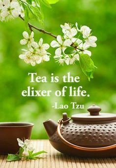 Tea is the elixer of life. ~Lao Tzu Tea is the elixer of life. ~Lao Tzu This image has get. Vintage Tea, Vanilla Tea, Chocolate Caliente, Tea Culture, Go For It, Cuppa Tea, Tea Art, My Cup Of Tea, Smirnoff