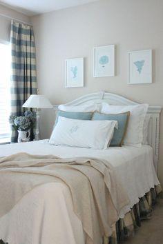 Coastal Style: Hamptons Beach House: Get the Look